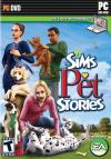 The Sims Pet Stories dvd cover