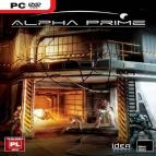 Alpha Prime dvd cover