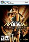 Tomb Raider: Anniversary dvd cover