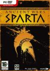 Ancient Wars: Sparta dvd cover