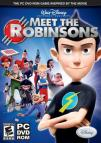 Disney's Meet the Robinsons dvd cover