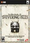 The Elder Scrolls IV: Shivering Isles dvd cover