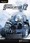 Trainz Simulator 12 dvd cover