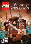 LEGO Pirates of the Caribbean: The Video Game dvd cover
