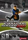 Winning Eleven: Pro Evolution Soccer 2007 dvd cover