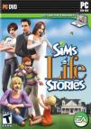 The Sims Life Stories dvd cover