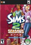 The Sims 2 Seasons dvd cover