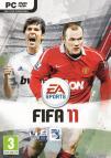 FIFA Soccer 11 dvd cover