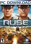 R.U.S.E. dvd cover