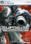 Supreme Commander dvd cover
