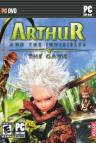 Arthur and the Invisibles dvd cover