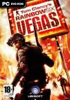 Tom Clancy's Rainbow Six Vegas dvd cover