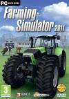 Farming Simulator 2011 dvd cover