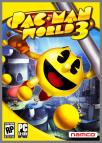 Pac-Man World 3 dvd cover
