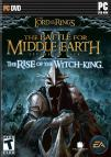 Lord of the Rings: The Rise of the Witch King dvd cover