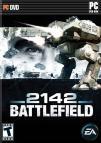 Battlefield 2142 dvd cover