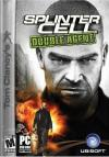 Tom Clancy's Splinter Cell Double Agent dvd cover