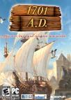 Anno 1701 A.D. poster