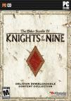 The Elder Scrolls IV: Knights of the Nine dvd cover