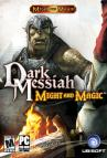 Dark Messiah of Might and Magic dvd cover