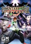 Phantasy Star Universe dvd cover