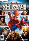 Marvel: Ultimate Alliance dvd cover