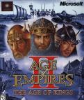 Age of Empires II: The Age of Kings dvd cover