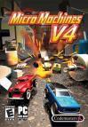 Micro Machines V4 dvd cover