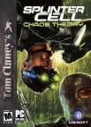Tom Clancy's Splinter Cell Chaos Theory dvd cover