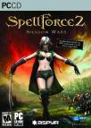 SpellForce 2: Shadow Wars dvd cover