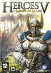 Heroes of Might and Magic V dvd cover
