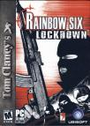 Tom Clancy's Rainbow Six: Lockdown dvd cover