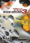 TOCA Race Driver 3 dvd cover