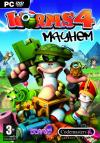 Worms 4: Mayhem dvd cover