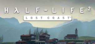 Half-Life 2: Lost Coast dvd cover