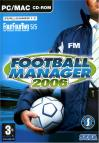 Football Manager 2006 dvd cover