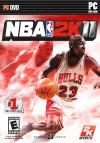 NBA 2K11 dvd cover