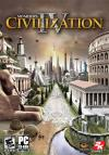 Sid Meier's Civilization IV dvd cover