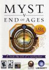 Myst V: End of Ages dvd cover