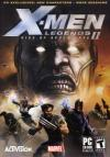 X-Men Legends II: Rise of Apocalypse dvd cover
