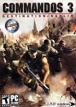 Commandos 3: Destination Berlin dvd cover