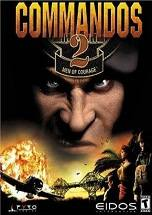 Commandos 2: Men of Courage dvd cover