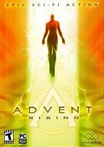 Advent Rising Cover