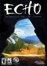 Echo: Secrets of the Lost Cavern dvd cover