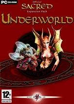 Sacred Underworld dvd cover