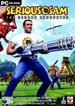 Serious Sam: The Second Encounter dvd cover