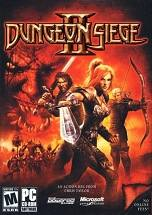 Dungeon Siege II dvd cover