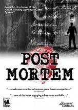 Post Mortem dvd cover