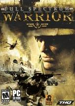 Full Spectrum Warrior dvd cover