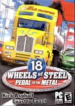 18 Wheels of Steel: Pedal to the Metal poster